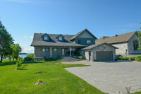 STUNNING WATERFRONT - 19102 COUNTY RD #2 SUMMERSTOWN