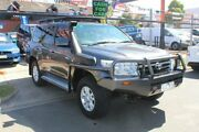 2009 Toyota Landcruiser VDJ200R 09 Upgrade GXL (4x4) Grey 6 Speed Automatic Wagon West Footscray Maribyrnong Area Preview