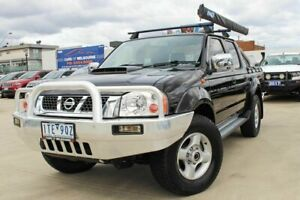 FROM $93 P/WEEK ON FINANCE* 2014 NISSAN NAVARA D22 Coburg Moreland Area Preview