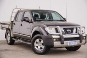 2011 Nissan Navara D40 ST Black 5 Speed Automatic Utility Bellevue Swan Area Preview