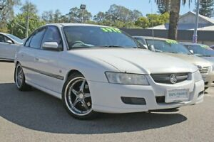 2005 Holden Commodore VZ Executive White 4 Speed Automatic Sedan