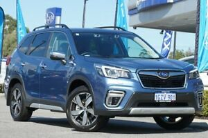 2020 Subaru Forester S5 MY20 Hybrid S CVT AWD Horizon Blue 7 Speed Constant Variable Wagon Hybrid Melville Melville Area Preview