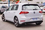 2017 Volkswagen Golf 7.5 MY18 GTI DSG Grey 6 Speed Sports Automatic Dual Clutch Hatchback Myaree Melville Area Preview