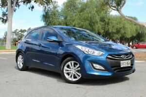 2014 Hyundai i30 GD2 MY14 Trophy Blue 6 Speed Sports Automatic Hatchback Nailsworth Prospect Area Preview