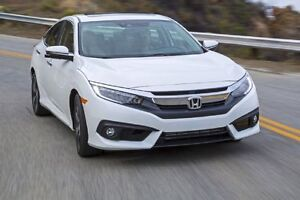 HONDA CIVIC TOURING TURBO 2016