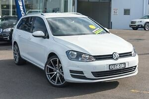 2013 Volkswagen Golf VII MY14 90TSI DSG Comfortline Pure White 7 Speed Sports Automatic Dual Clutch Brookvale Manly Area Preview