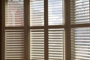 California shutters Zebra shades Drapery Blinds 416 859 1901