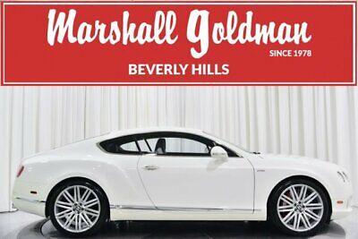 2013 Bentley Continental GT  2013 Bentley Continental GT Speed