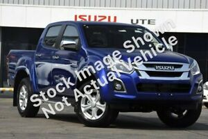 2019 Isuzu D-MAX MY19 LS-U Crew Cab Cobalt Blue 6 Speed Sports Automatic Utility Rockingham Rockingham Area Preview