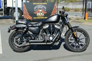 2017 Harley-Davidson XL883N Iron 883 883CC Cruiser Nerang Gold Coast West Preview