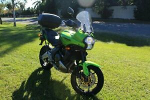 2008 Kawasaki Versys (kle650) Adventure 650cc Ormeau Gold Coast North Preview