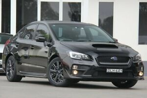 2015 Subaru WRX V1 MY15 Lineartronic AWD Black 8 Speed Constant Variable Sedan