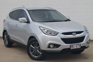 2015 Hyundai ix35 LM3 MY15 SE Sleek Silver 6 Speed Sports Automatic Wagon
