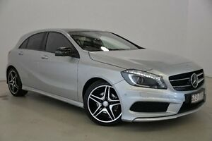 2013 Mercedes-Benz A200 W176 D-CT Silver 7 Speed Sports Automatic Dual Clutch Hatchback Mansfield Brisbane South East Preview
