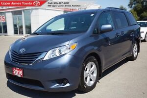 2016 Toyota Sienna LE 8-Passenger - Toyota Certified