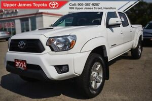 2014 Toyota Tacoma Double Cab 4x4 TRD Offroad Pkg