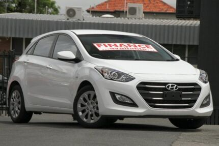 2016 Hyundai i30 GD4 Series II MY17 Active Fiery Red 6 Speed Sports Automatic Hatchback Nundah Brisbane North East Preview