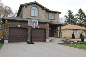 4 Bedrooms +Finish Basement +Hot tub (Next to Huron)