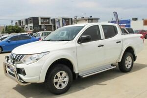 FROM $104 P/WEEK ON FINANCE* 2015 MITSUBISHI TRITON GLX Coburg Moreland Area Preview