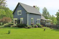 Peaceful & Private! Immaculate country charmer on one acre