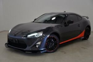2013 Toyota 86 ZN6 GTS Grey 6 Speed Sports Automatic Coupe