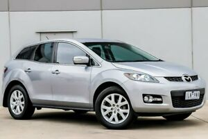 2007 Mazda CX-7 ER1031 MY07 Classic Silver 6 Speed Sports Automatic Wagon Pakenham Cardinia Area Preview