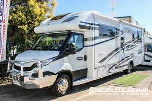 2016 Sunliner U3465 Sunliner Monte Carlo 2015/16 - LUXURY RV Penrith Penrith Area Preview