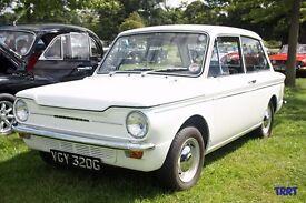 Wtd: Classic car restoration.