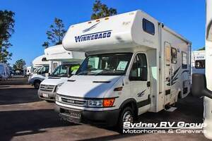U3364 Winnebago Leisure Seeker Electric Bed Model, IVECO Chassis Penrith Penrith Area Preview