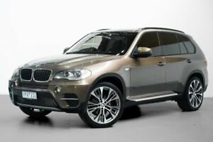 2010 BMW X5 E70 MY10 xDrive30d Steptronic Gold 6 Speed Sports Automatic Wagon Port Melbourne Port Phillip Preview
