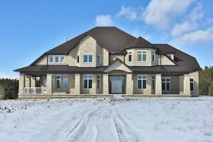 POWER of SALE - MAGNIFICENT CUSTOM BUILT 6,000 SQ FT HOME