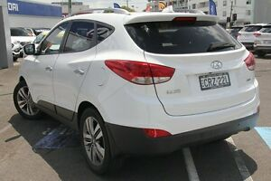 2013 Hyundai ix35 LM Series II Highlander (AWD) White 6 Speed Automatic Wagon Wolli Creek Rockdale Area Preview