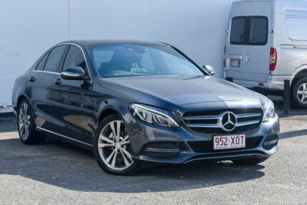 2014 Mercedes-Benz C200 W205 7G-Tronic + Grey 7 Speed Sports Automatic Sedan Tweed Heads South Tweed Heads Area Preview