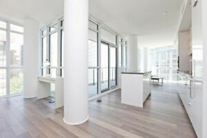 Gorgeous Fully Furnished Condo in Yorkville 2BR Plus DEN 2BATH