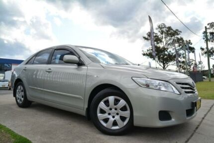 2009 Toyota Camry ACV40R 07 Upgrade Altise Silver 5 Speed Automatic Sedan Mulgrave Hawkesbury Area Preview
