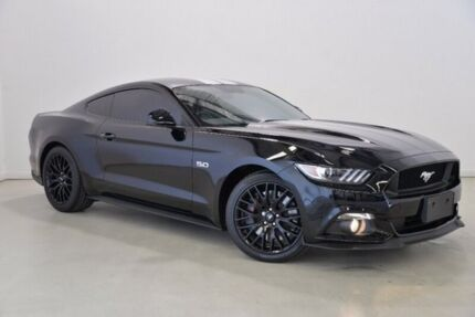 2017 Ford Mustang FM MY17 GT Fastback SelectShift Black 6 Speed Sports Automatic Fastback Mansfield Brisbane South East Preview