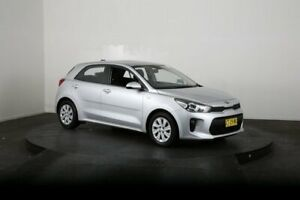 2018 Kia Rio YB MY19 S Silver 4 Speed Automatic Hatchback McGraths Hill Hawkesbury Area Preview