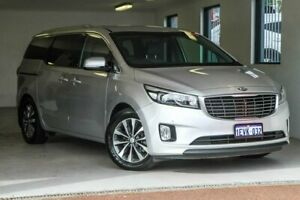 2015 Kia Carnival YP MY15 SLi Silver 6 Speed Sports Automatic Wagon Melville Melville Area Preview