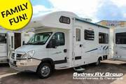 U3369 Automatic 2011 Winnebago Esperance, Iveco with Slide-out Penrith Penrith Area Preview