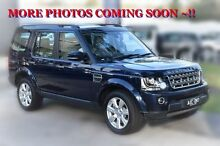 2016 Land Rover Discovery Series 4 L319 MY16.5 SDV6 SE Loire Blue 8 Speed Sports Automatic Wagon Berwick Casey Area Preview