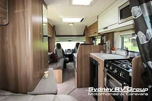 U3352 Swift Escape 664, Exceptional Motorhome with LOW Kilometres Penrith Penrith Area Preview