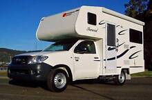 Broome to Perth 2Berth Motorhome Rockingham Rockingham Area Preview