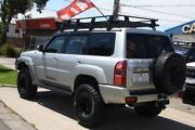 2011 Nissan Patrol GU 7 MY10 ST Silver 4 Speed Automatic Wagon Altona North Hobsons Bay Area Preview