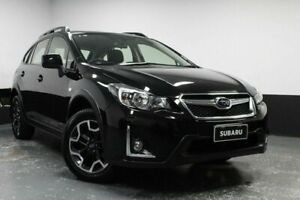 2017 Subaru XV G4X MY17 2.0i Lineartronic AWD Black 6 Speed Constant Variable Wagon Glendale Lake Macquarie Area Preview