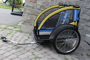 CoPilot Model A Child Bike Bicycle Trailer by Bell Sports Inc.
