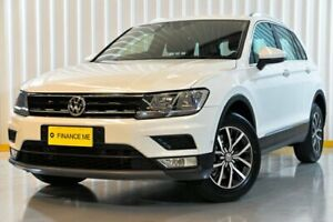 2016 Volkswagen Tiguan 5N MY17 132TSI DSG 4MOTION Comfortline White 7 Speed Hendra Brisbane North East Preview