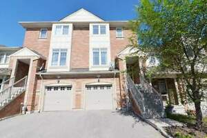 3+1 Bdrm Freehold Townhome In Southeast Ajax!!