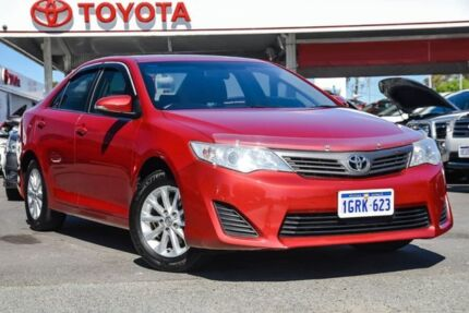 2014 Toyota Camry ASV50R Altise Wildfire 6 Speed Automatic Sedan Osborne Park Stirling Area Preview