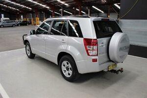 2010 Suzuki Grand Vitara JB MY09 Silver 5 Speed Manual Wagon Maryville Newcastle Area Preview