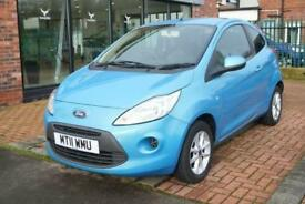 Ford Ka  Dr Hatchback Low Miles Mot Feb
